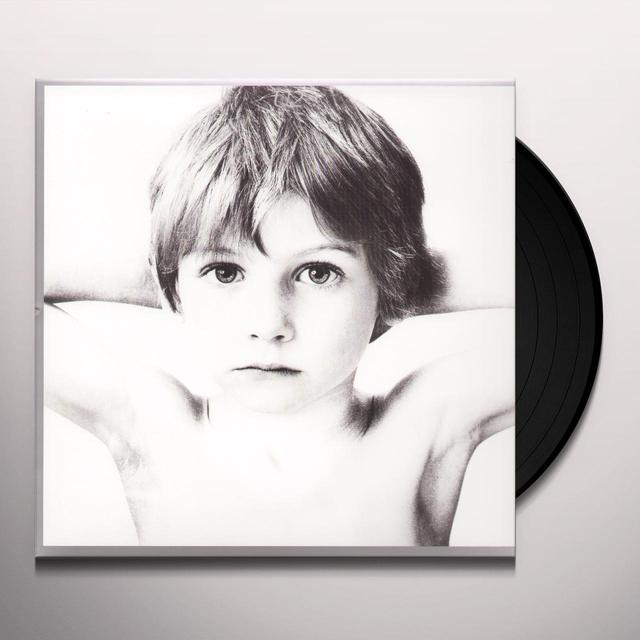 U2 BOY Vinyl Record