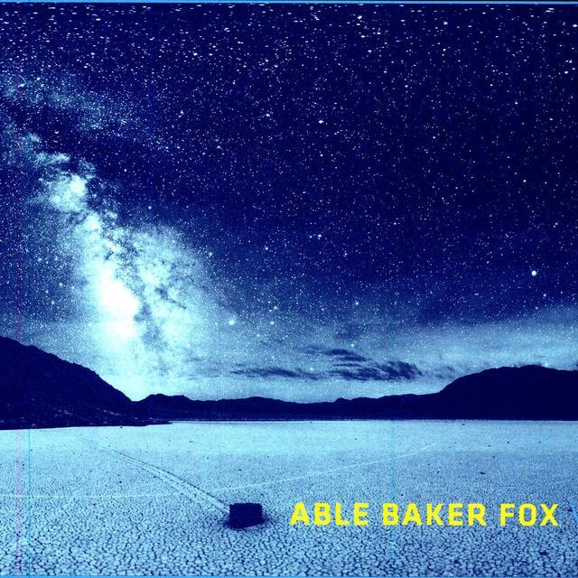 Able Baker Fox VOICES Vinyl Record