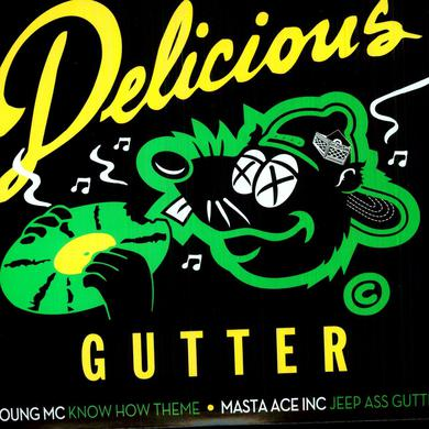 Aaron Lacrate KNOW HOW THEME: DELICIOUS GUTTER Vinyl Record