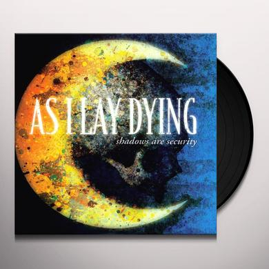 As I Lay Dying SHADOWS ARE SECURITY Vinyl Record