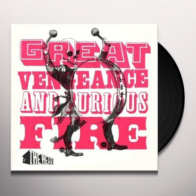 Heavy GREAT VENGEANCE & FURIOUS FIRE Vinyl Record