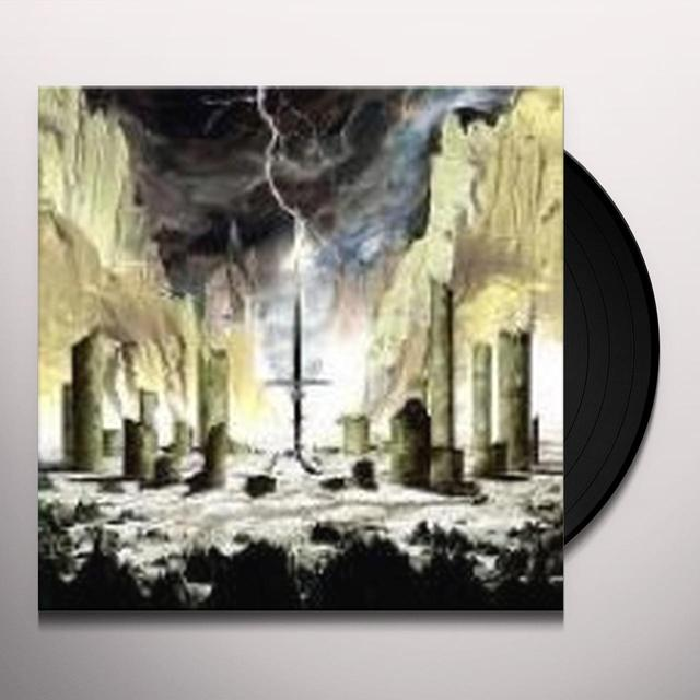Sword GODS OF THE EARTH Vinyl Record