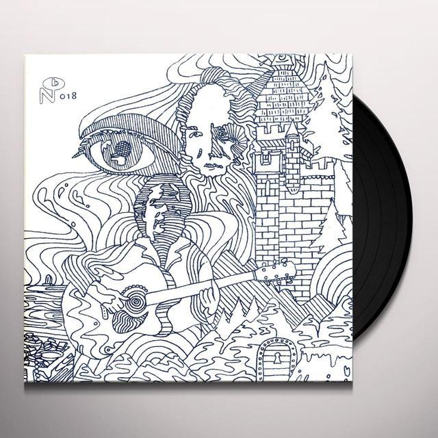 WAYFARING STRANGERS: GUITAR SOLI / VARIOUS Vinyl Record