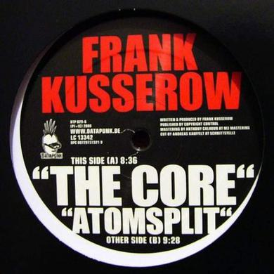 Frank Kusserow CORE / ATOMSPLIT Vinyl Record