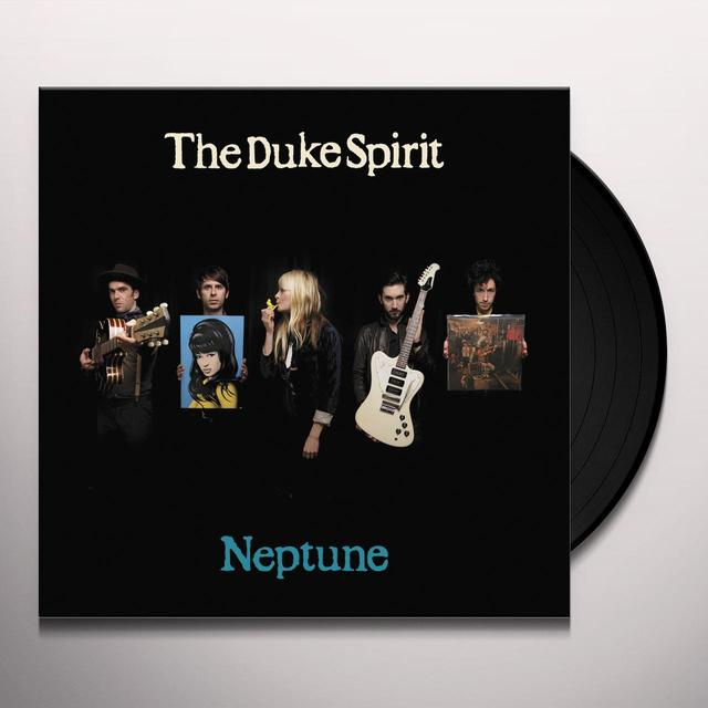 The Duke Spirit NEPTUNE Vinyl Record