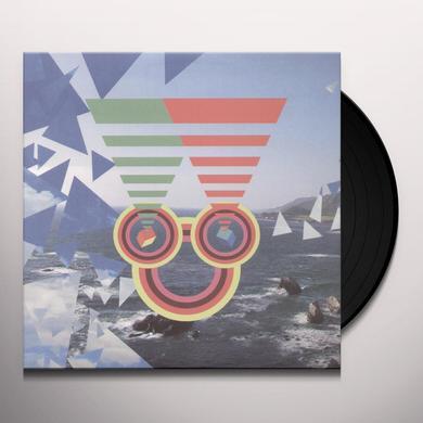 Fuck Buttons STREET HORRRSING Vinyl Record