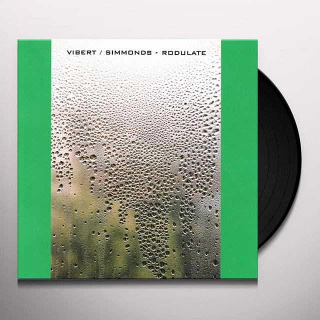 Vibert / Simmonds RODULATE Vinyl Record