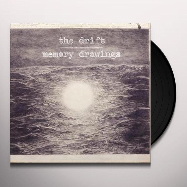 Drift MEMORY DRAWINGS (BONUS TRACK) Vinyl Record - Special Packaging
