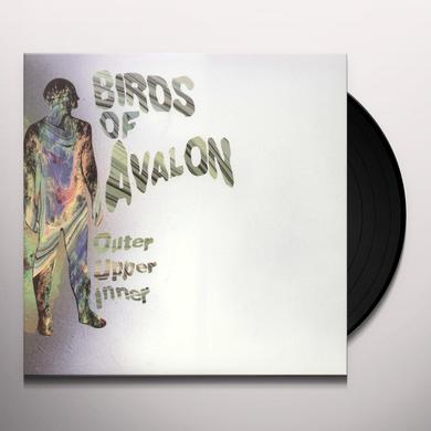 Birds Of Avalon OUTER UPPER INNER (EP) Vinyl Record