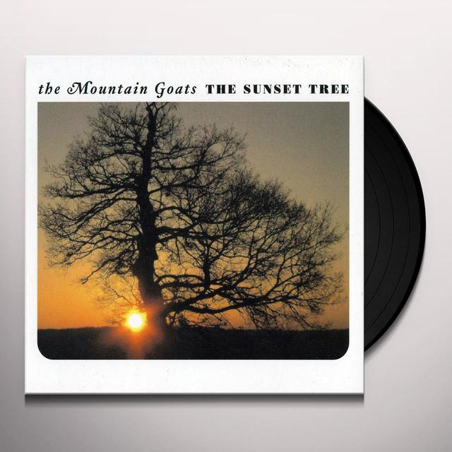 The Mountain Goats SUNSET TREE Vinyl Record