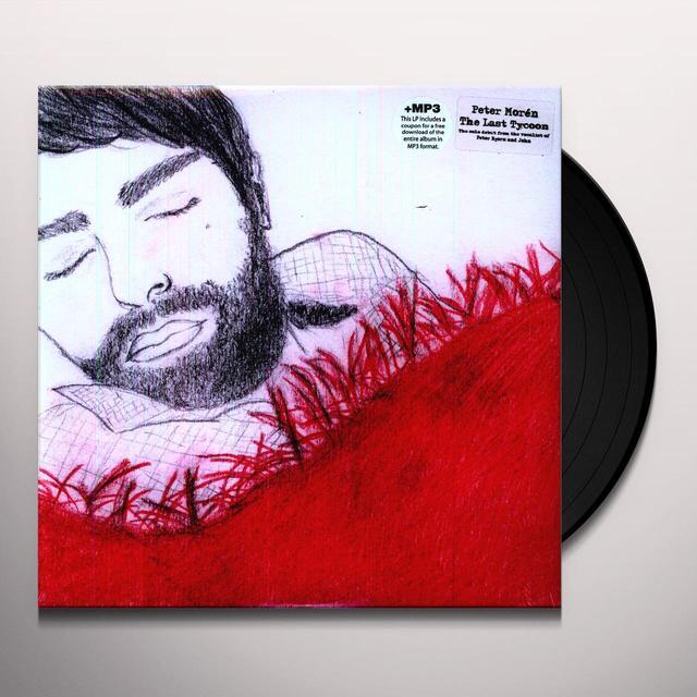 Moren Peter LAST TYCOON Vinyl Record