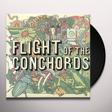 FLIGHT OF THE CONCHORDS Vinyl Record