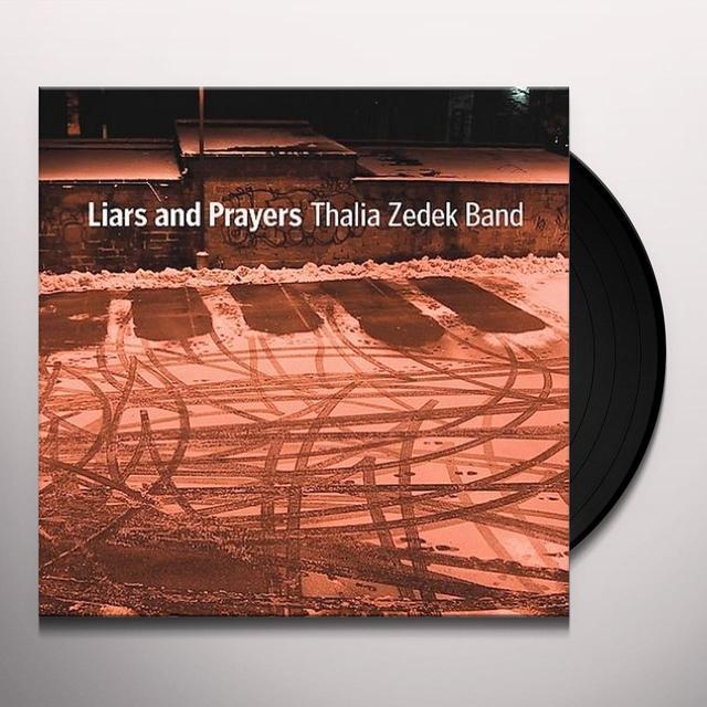 Thalia Band Zedek LIARS & PRAYERS Vinyl Record