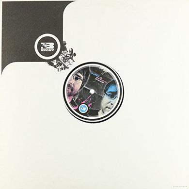 Delon & Dalcan TANZ 1 Vinyl Record