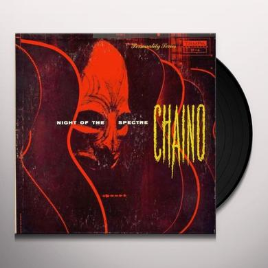 EYES OF THE SPECTRE: KIRBY ALLEN PRESENTS CHAINO Vinyl Record