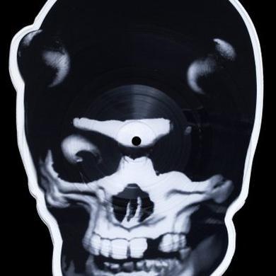 Balzac SKULL SHAPED PICTURE DISC Vinyl Record