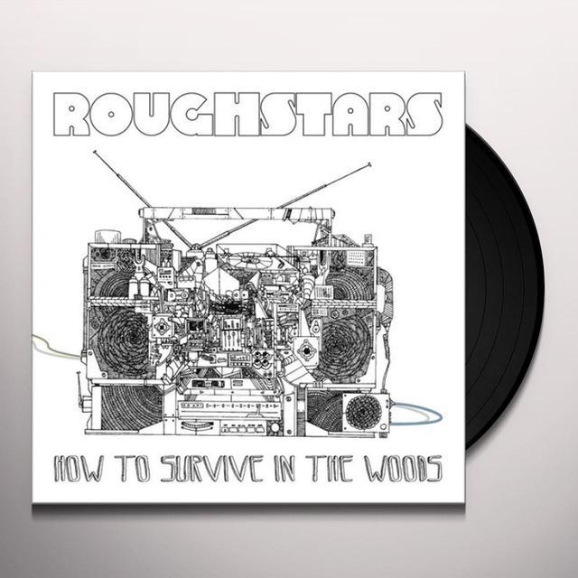 Roughstars VIRUS / PASSERBY Vinyl Record