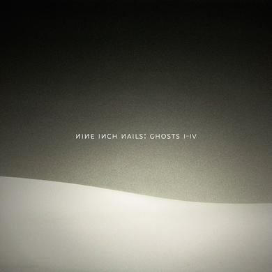 Nine Inch Nails GHOSTS I - IV Vinyl Record