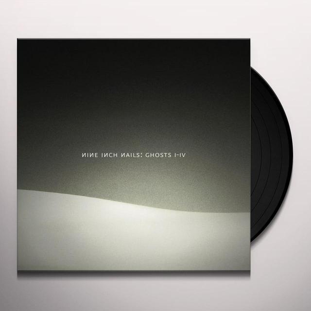 Nine Inch Nails GHOSTS I - IV Vinyl Record