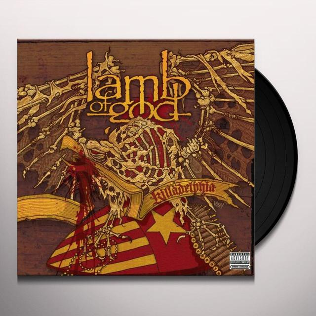 Lamb Of God KILLADELPHIA Vinyl Record
