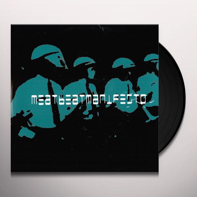 Meat Beat Manifesto AUTOIMMUNE Vinyl Record