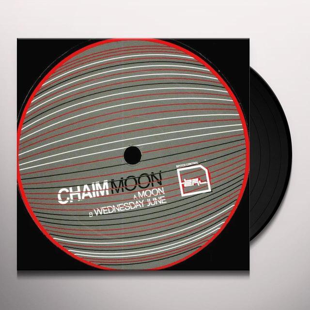 Chaim MOON Vinyl Record