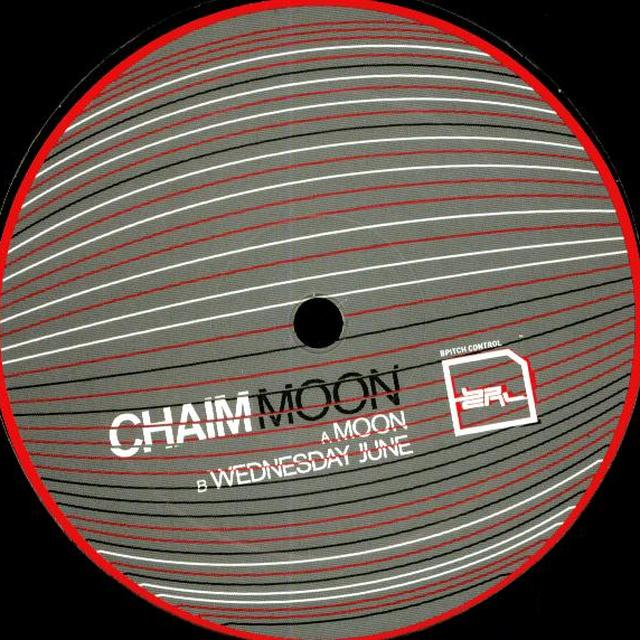Chaim MOON Vinyl Record