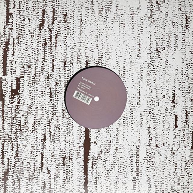 Tony Aka Alpha Child Lionni BETTER CHANGE (EP) Vinyl Record