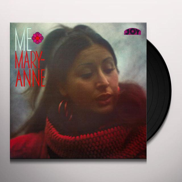 Mary-Anne Paterson ME Vinyl Record