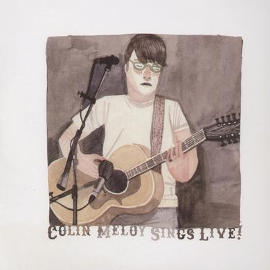 COLIN MELOY SINGS LIVE Vinyl Record