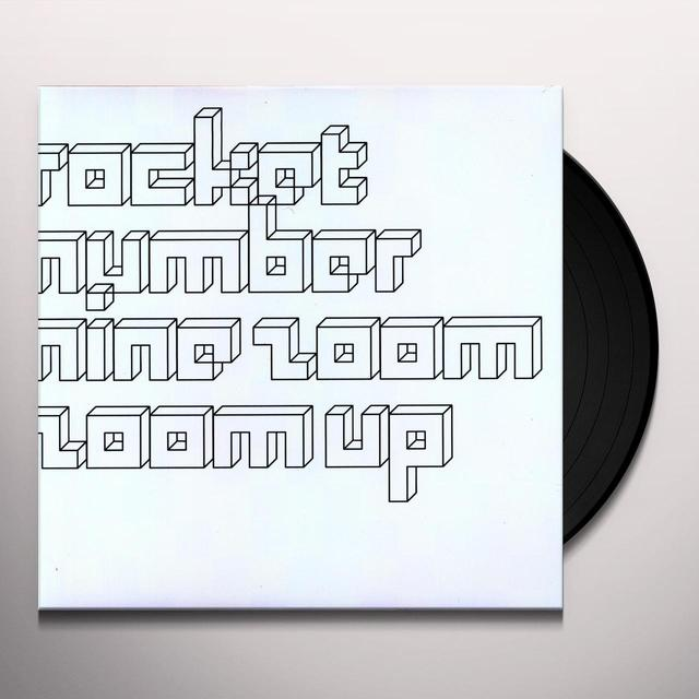 ROCKET NUMBER NINE ZOOM ZOOM UP Vinyl Record