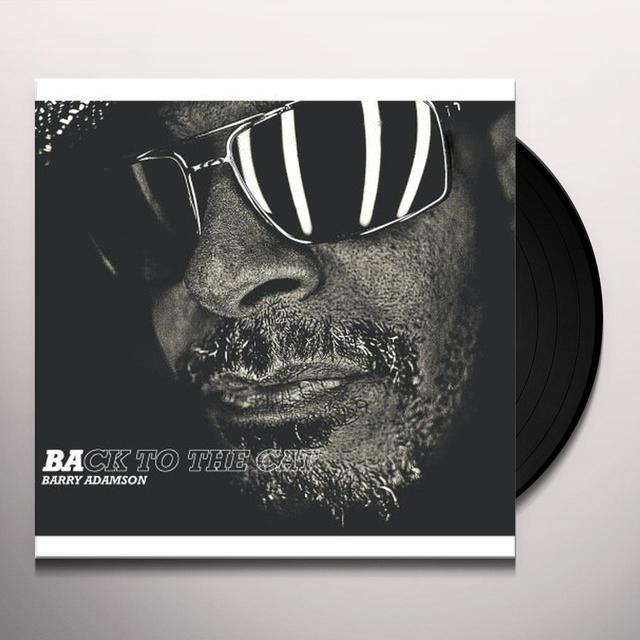 Barry Adamson BACK TO THE CAT Vinyl Record
