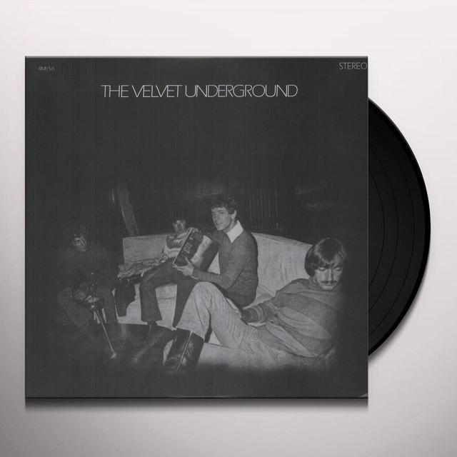 Velvet Undergroud VELVET UNDERGROUND Vinyl Record