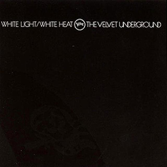 Velvet Underground WHITE LIGHT & WHITE HEAT Vinyl Record