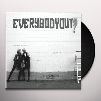 EVERYBODY OUT Vinyl Record