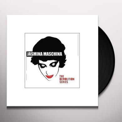 Jasmina Maschina DEMOLITION SERIES Vinyl Record