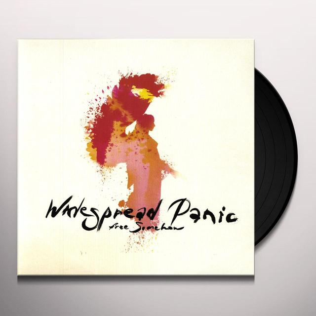 Widespread Panic FREE SOMEHOW Vinyl Record