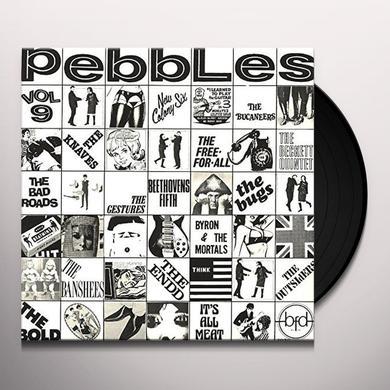 PEBBLES 9 / VARIOUS Vinyl Record