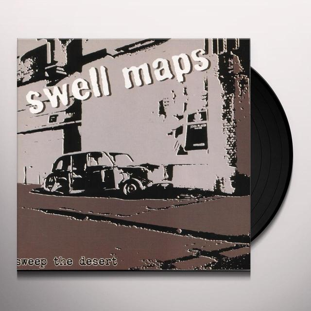 Swell Maps SWEEP THE DESERT Vinyl Record
