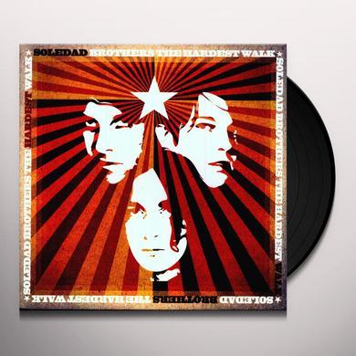 Soledad Brothers HARDEST WALK Vinyl Record