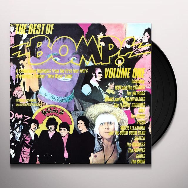 BEST OF BOMP / VARIOUS Vinyl Record