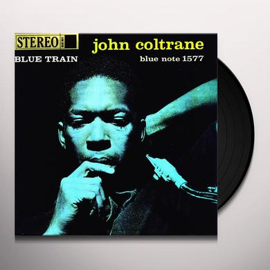 John Coltrane BLUE TRAIN (STEREO) Vinyl Record