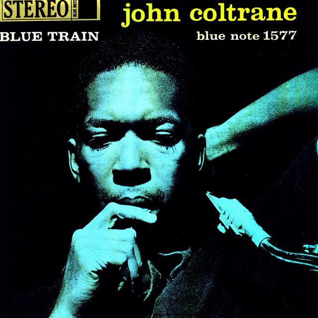 John Coltrane BLUE TRAIN (STEREO) Vinyl Record
