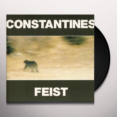 Constantines & Feist ISLANDS IN THE STREAM Vinyl Record - Limited Edition