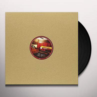 Mathias Kaden LUCIDAS Vinyl Record