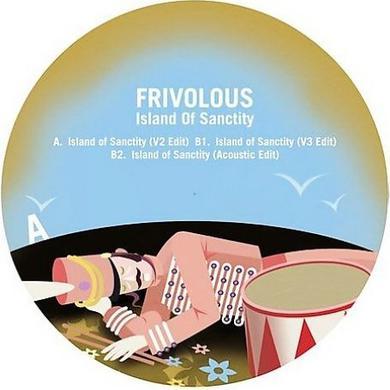 Frivolous ISLAND OF SANCTITY Vinyl Record