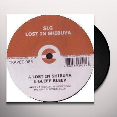 Slg LOST IN SHIBUYA (EP) Vinyl Record