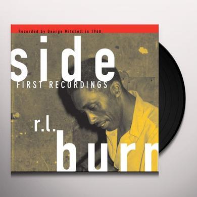 R.L. Burnside FIRST RECORDINGS Vinyl Record