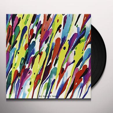 My Favorite Things / Various (Ep) MY FAVORITE THINGS / VARIOUS Vinyl Record