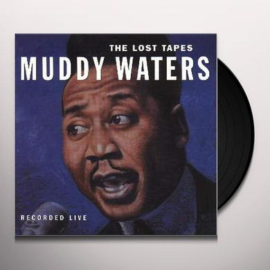 Muddy Waters LOST TAPES Vinyl Record